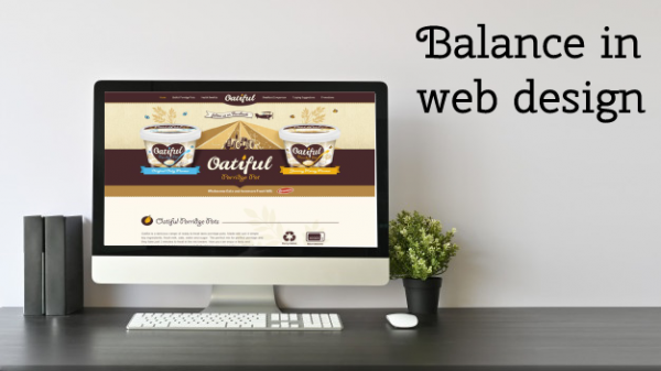 Balance as an Important Part of Website Testing