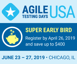 Agile Testing USA Software Testing Conference