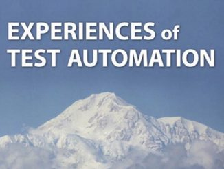 Experiences of Test Automation - Case Studies of Software Test Automation