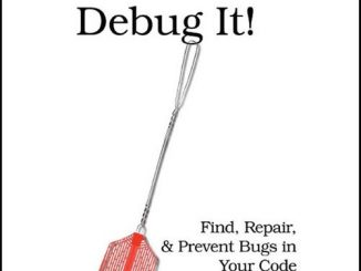 "book ""Debug It!"" by Paul Butcher"