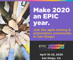 EPIC Conference Celebrates of Agile Testing & Automation