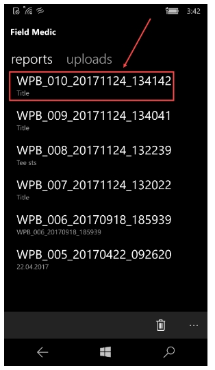How to Capture Logs from Windows Phone via Field Medic
