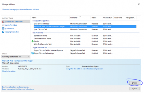 Load Testing with Visual Studio Team Service