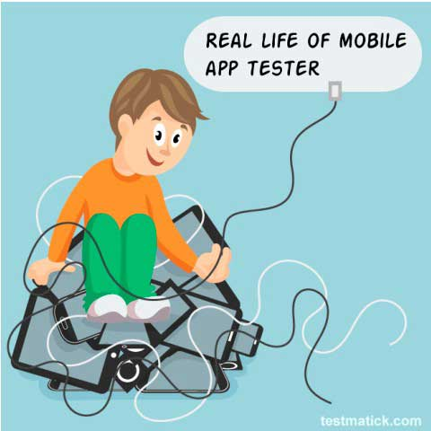 Tools for Mobile Apps Testing