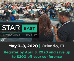 STAREast Conference The Place for Software Testing Innovations