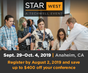 STARWest Software Testing Conference