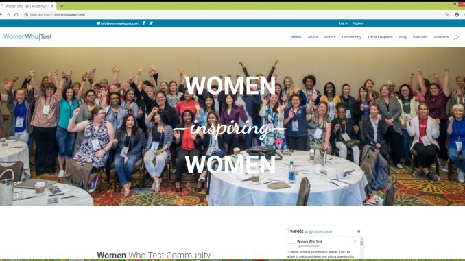 Women Who Test